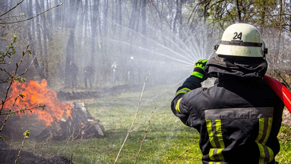 Волинян попереджають про надзвичайний рівень пожежної небезпеки