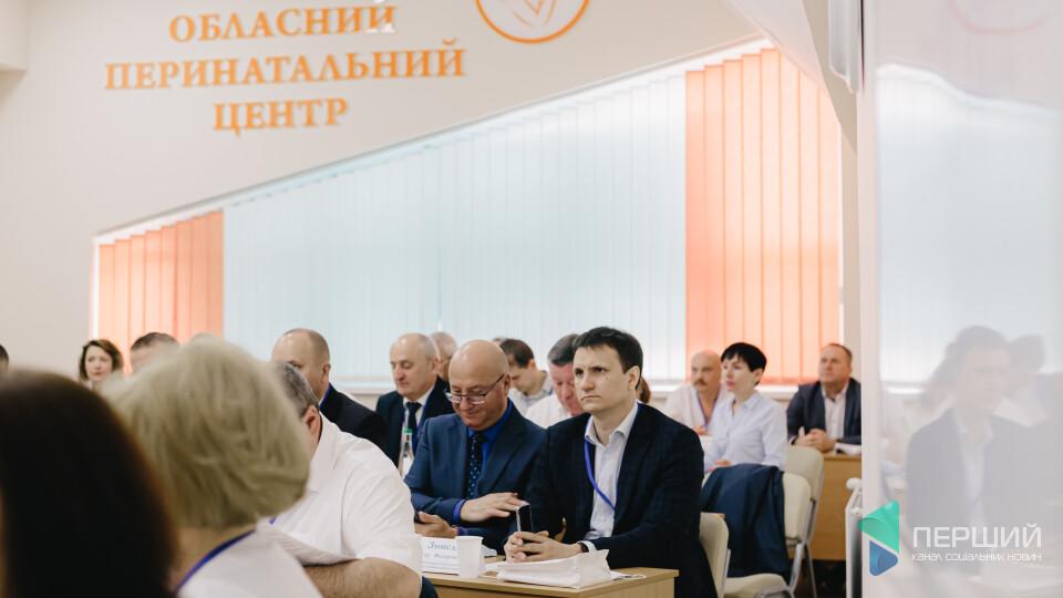 У Луцьку – велика медична конференція з перинатальної допомоги
