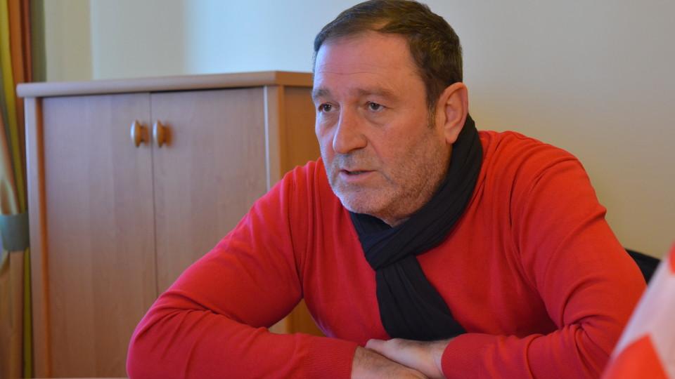 «Коли завод закриває керівник області – це диверсія», – Василь Столяр. ПЕРШИЙ В ОБЛРАДІ