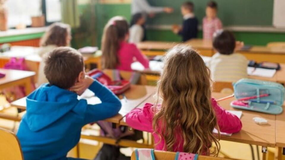 Шкарлет пояснив, чому дітей потрібно віддавати до школи із 5 років