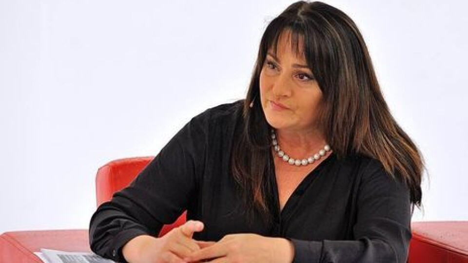 Ольга Герасим'юк очолила Нацраду з питань телебачення та радіомовлення