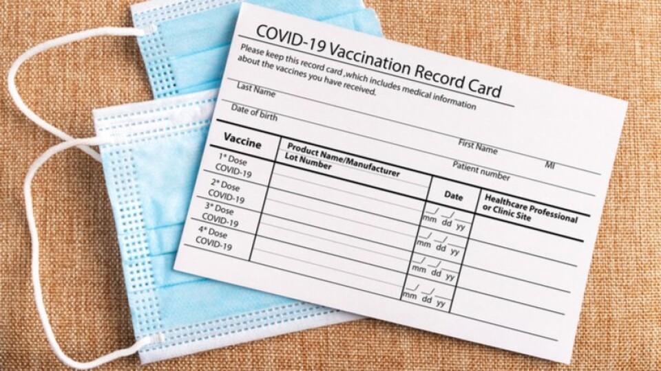 У МОЗ розповіли, як українцям отримати COVID-сертифікати