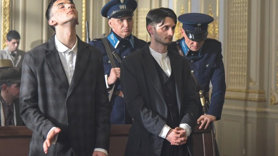 У прокат виходить український історичний бойовик «Екс». Хто створив фільм? Про що він?