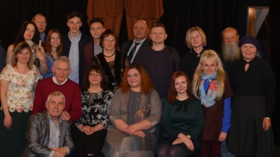 День поезії у Луцьку відзначили форумом. ФОТО