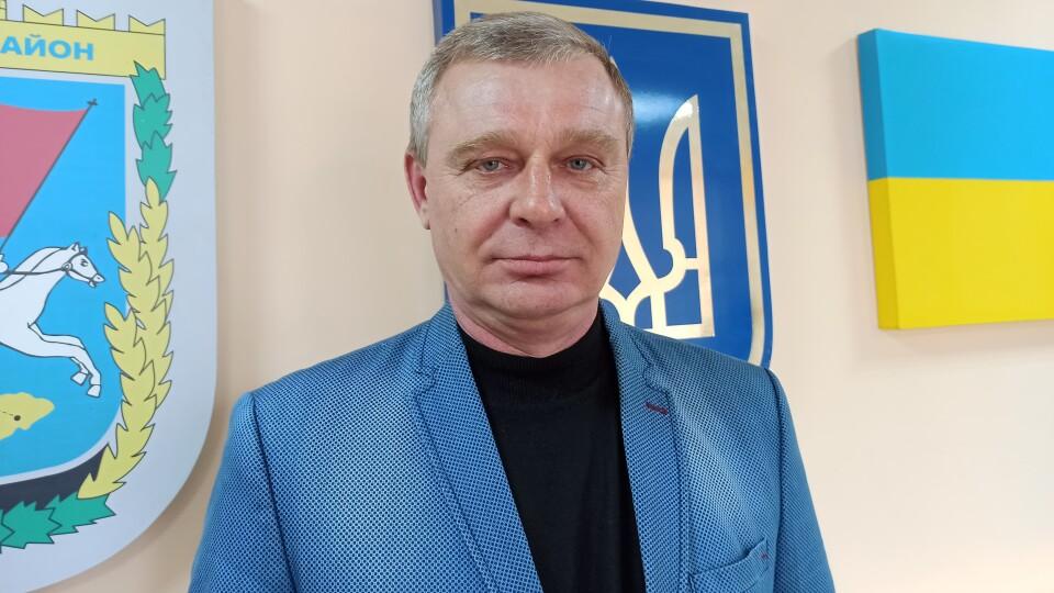 «Колишні владці вважають Горохівський район своєю власністю», - депутат районної ради Віктор Білик