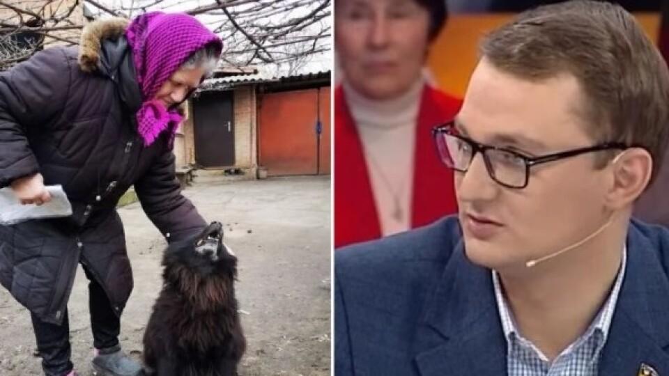 «Розумний, але дуже молодий», – Зеленський про нардепа, який пропонував пенсіонерці продати собаку