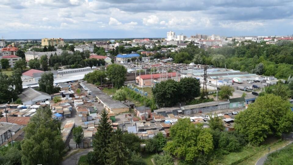 «Базару не місце біля замку» - кандидат від «Слуги народу» розповів про туристичний потенціал Луцька