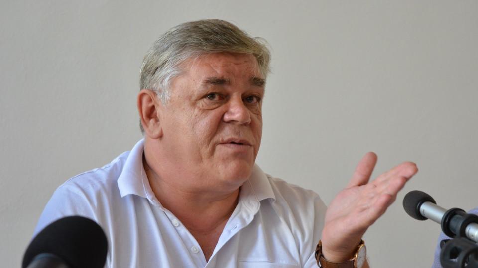 Анатолій Вітів: «Корупцію в Україні ще ніхто не відміняв». ПЕРШИЙ В ОБЛРАДІ