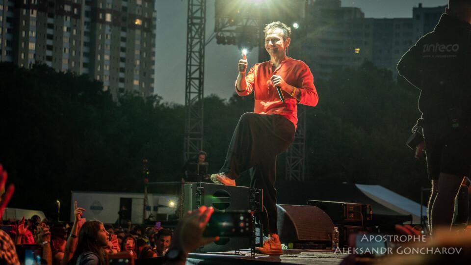 10 фото з концерту «Океану Ельзи» в Києві