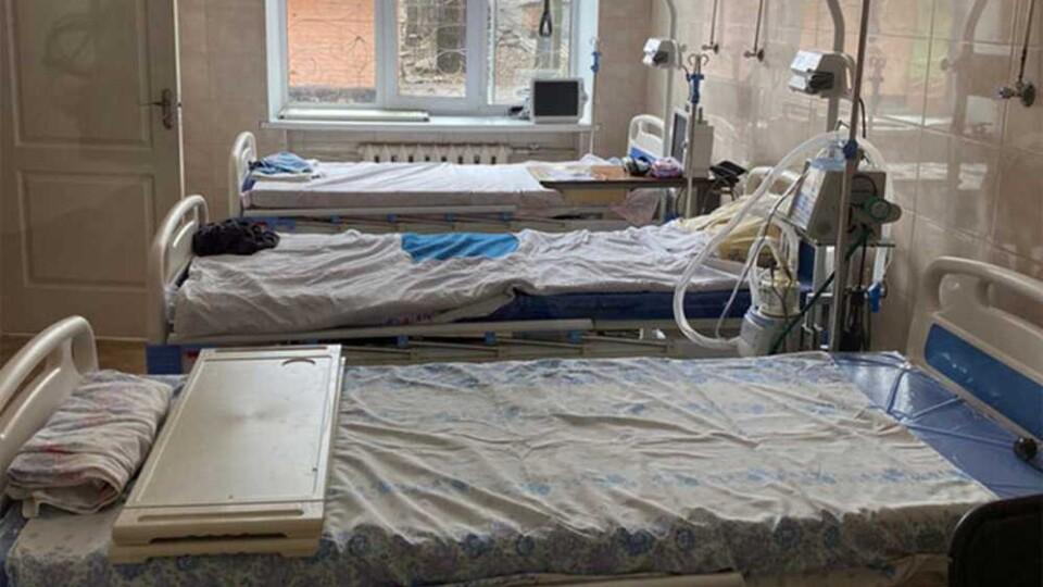 Скільки ліжок у волинських лікарнях зайнято хворими на COVID-19