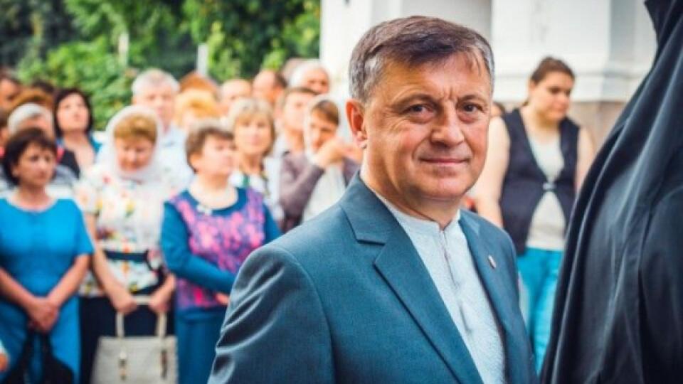 Богдан Шиба йде на мера Луцька самовисуванцем