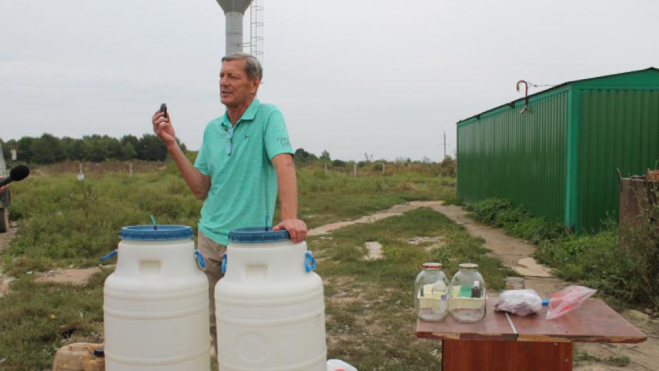 На брищенському сміттєзвалищі експериментують: як бактерії розчиняють сміття