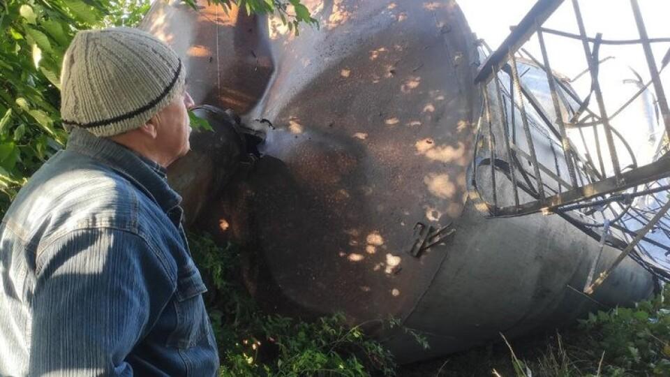 У Луцькому районі через пориви вітру 170 хат залишилися без води