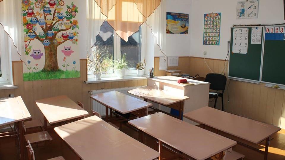 У школі на Волині не задають домашніх завдань. ФОТО