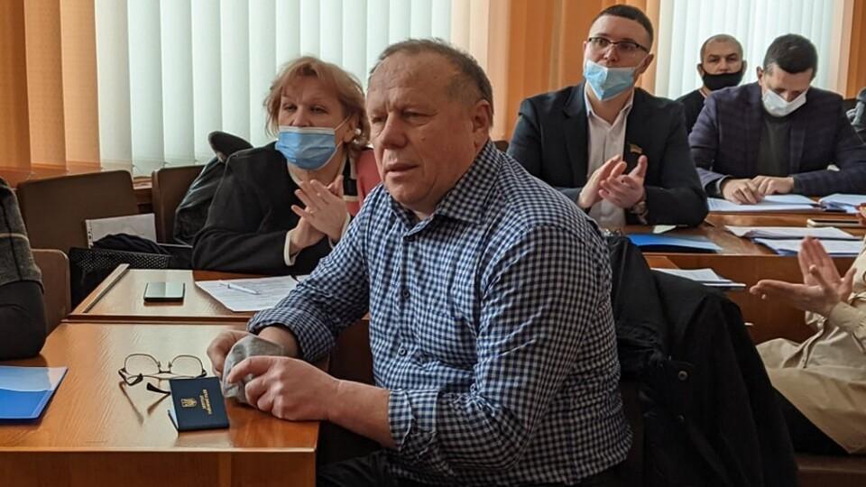 У Володимир-Волинській районній раді – новий депутат