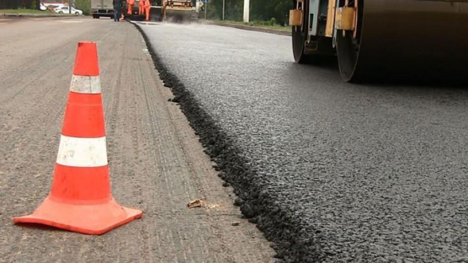 У селі біля Луцька відремонтують дорогу