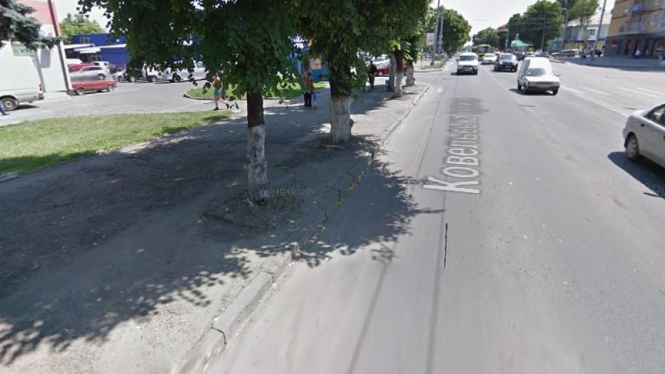 На Ковельській у Луцьку відремонтують тротуари