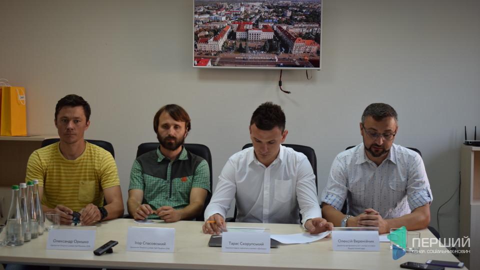Забіги, показові виступи та подарунки: повідомили, як у Луцьку пройде Dmytruk Luchesk Half Marathon