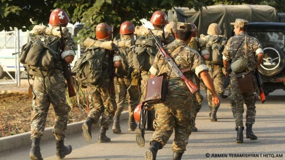 Вірменія оголосила загальну мобілізацію