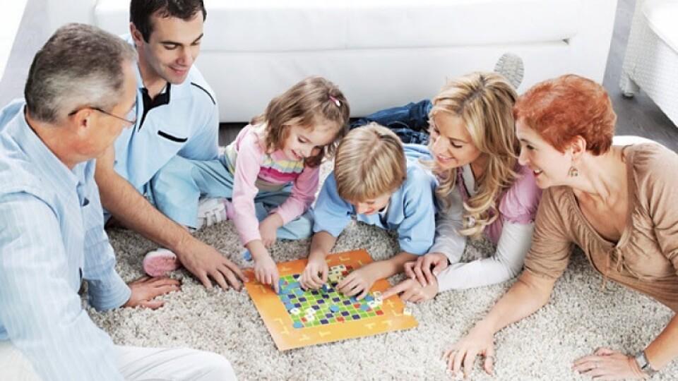 Настільна гра – чудова розвага для сімейного дозвілля