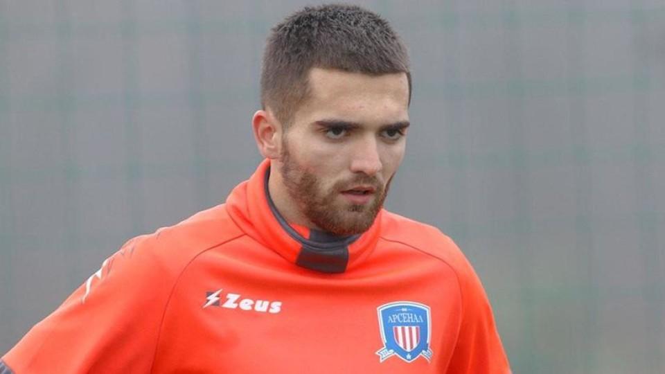 Волинський футболіст дебютує в молодіжній збірній України