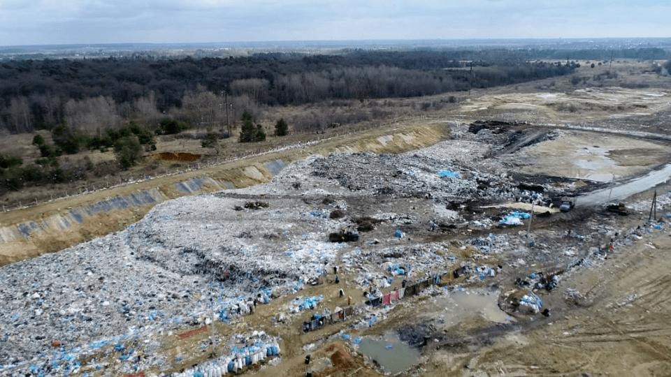 Брищенський полігон зможе приймати сміття лише до 12 лютого, - екологи
