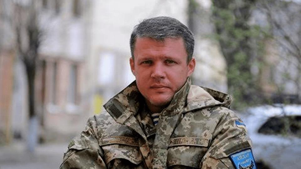 Лучанин Рицко пішов з посади керівника партії Надії Савченко на Волині