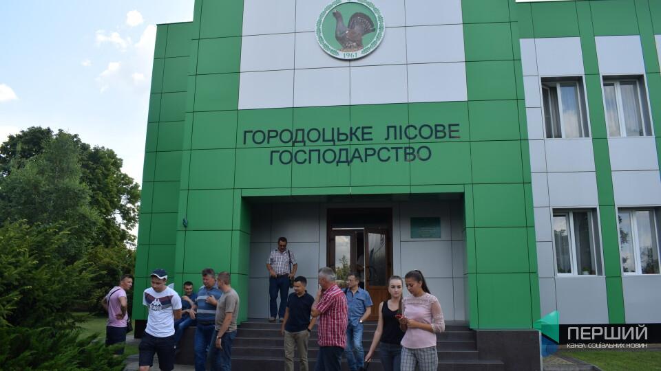 На Волині гостям з Житомирщини та Буковини показали, чому варто працювати з лісівниками