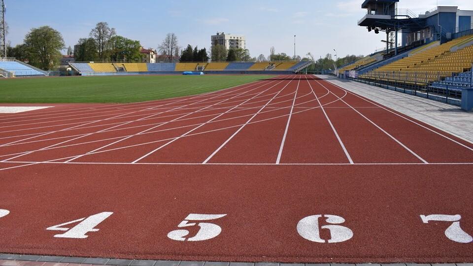 У Луцькому НТУ побудують новий стадіон. Показали, який він матиме вигляд