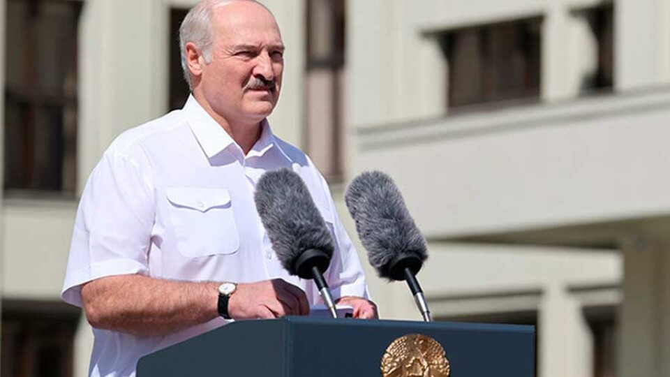 «Поки ви мене не вб'єте — інших виборів не буде», - Лукашенко до протестувальників