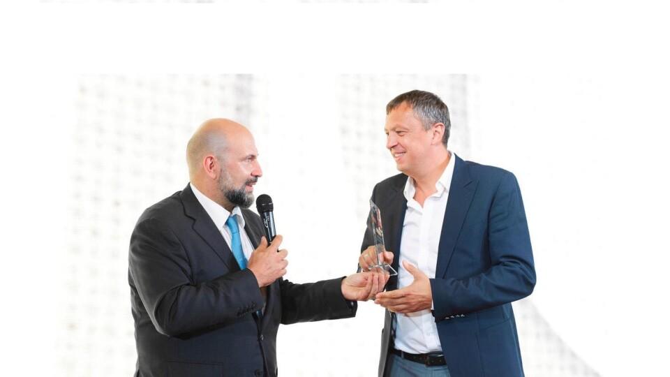 Компанія «Луцьксантехмонтаж №536» отримала нагороди КБУ за партнерство