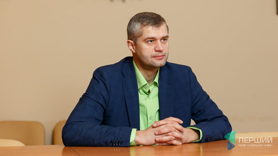 Вячеслав Рубльов склав мандат депутата облради