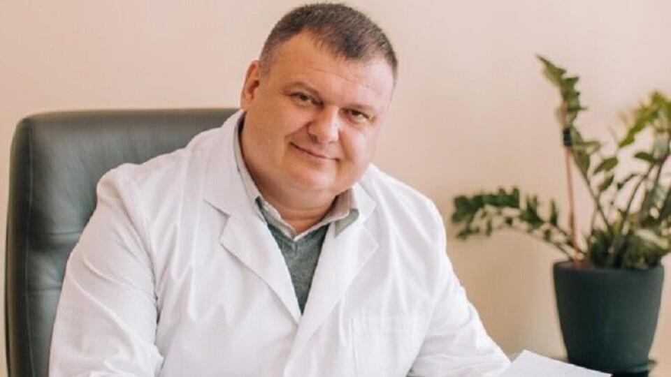Суд поновив Сергія Ляшенка на посаді очільника Волинської обласної дитячої лікарні