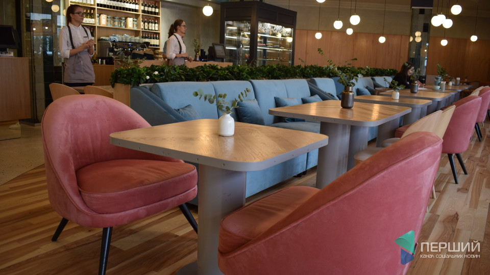 У центрі Луцька відкрилось кафе «Бенедикт». ФОТО