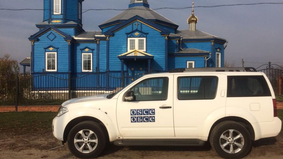 Церковний конфлікт у Сусвалі. У волинському селі побували представники місії ОБСЄ