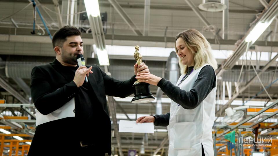 Крошелюб, талант року, улюблений шеф… На «Кромберг енд Шуберт» вручали премію «Оскар»