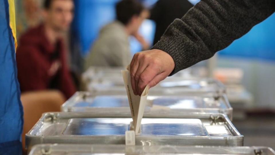 Офіційно: ЦВК оголосила результати першого туру виборів