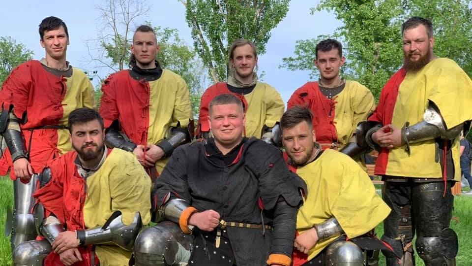 Луцькі лицарі привезли два «золота» з турніру у Києві
