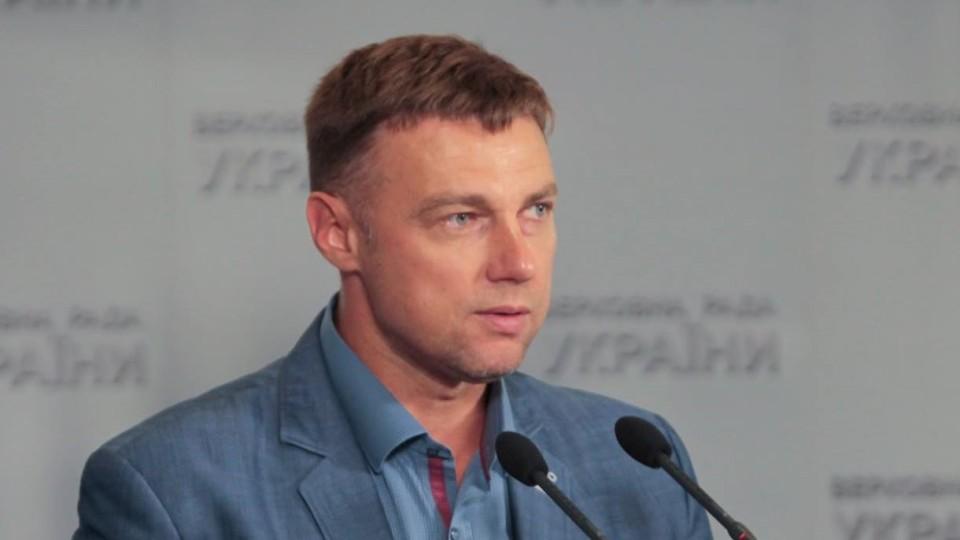 У Луцьку кандидат у президенти Купрій  заявив про оголошення війни