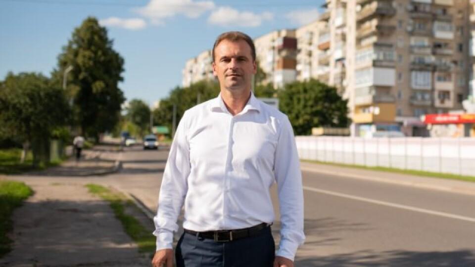 Оголосили переможця на виборах міського голови Володимира-Волинського