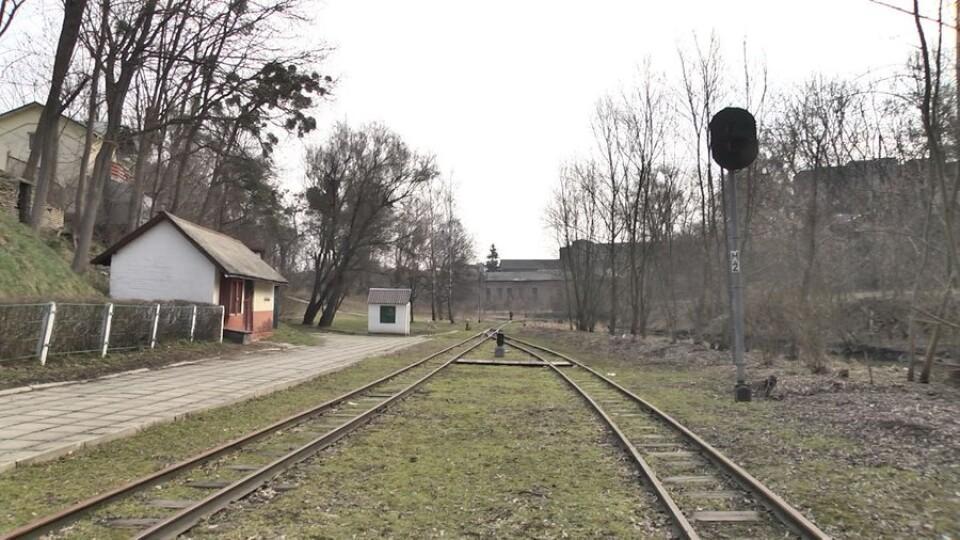Чому вивозять майно Луцької дитячої залізниці. У Луцькраді прокоментували останні події