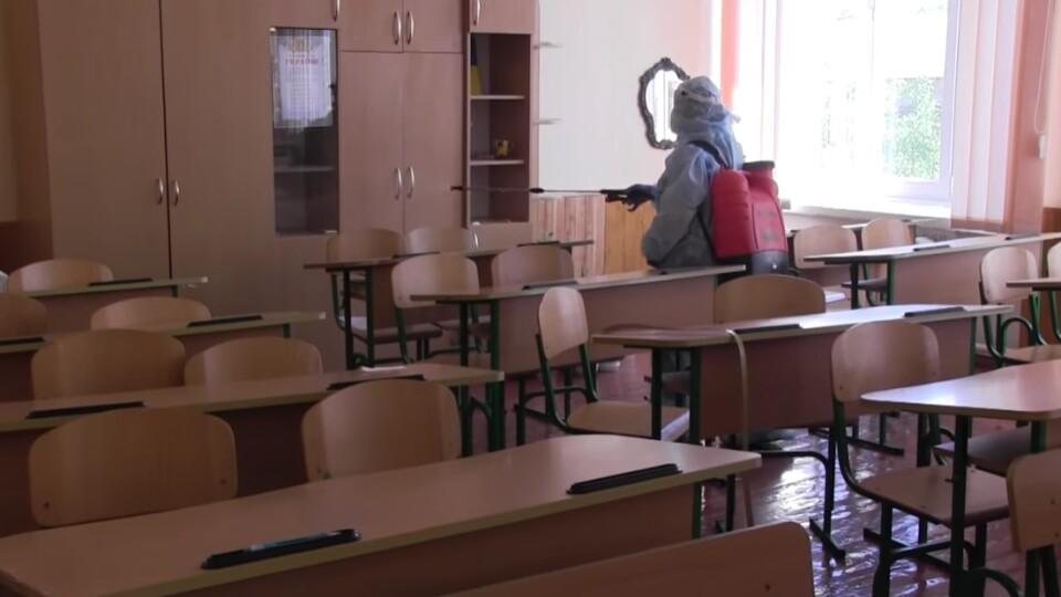 У волинському ліцеї – спалах COVID: захворіла 31 людина