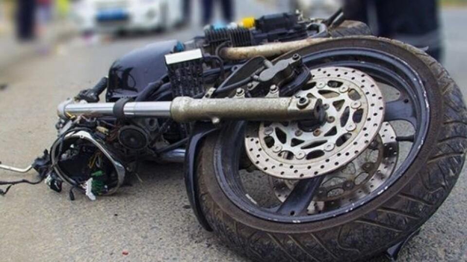 На Волині в ДТП постраждав 13-річний скутерист