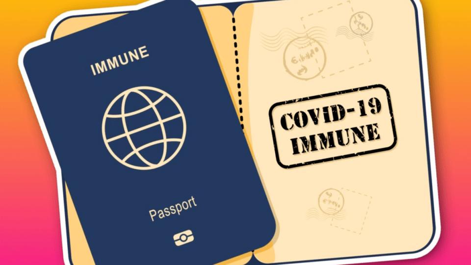 ВООЗ не підтримує запровадження COVID-паспортів