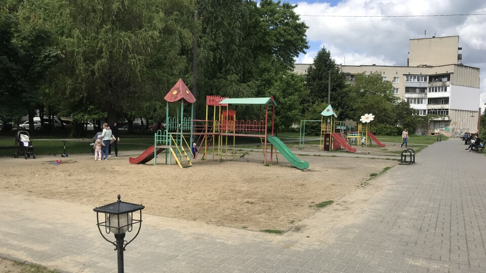 У Луцьку на проспекті Молоді буде новий урбан-парк