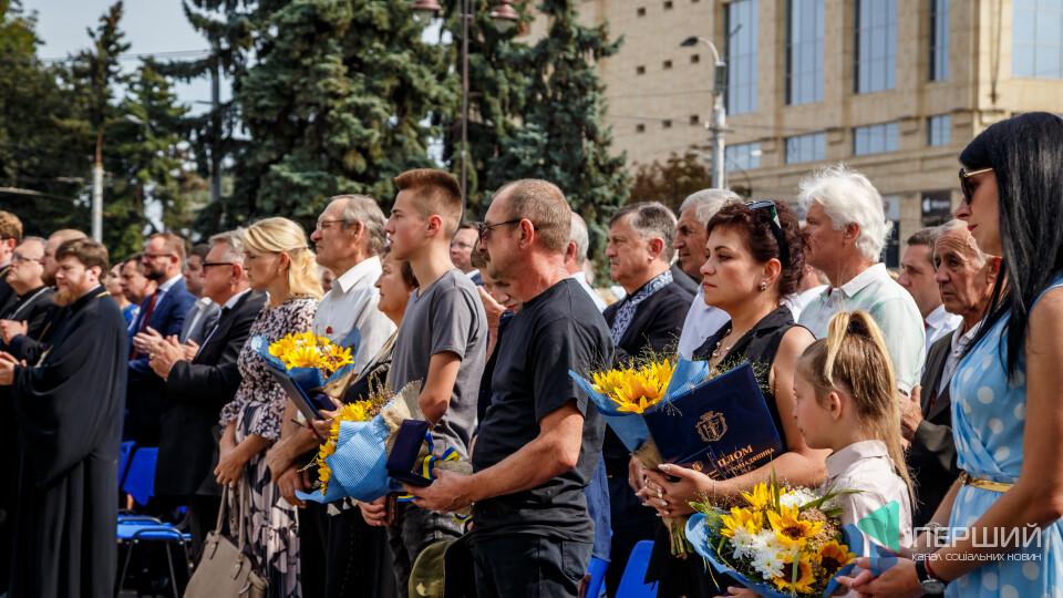 Загиблі у війні на сході стали «почесними громадянами» Луцька