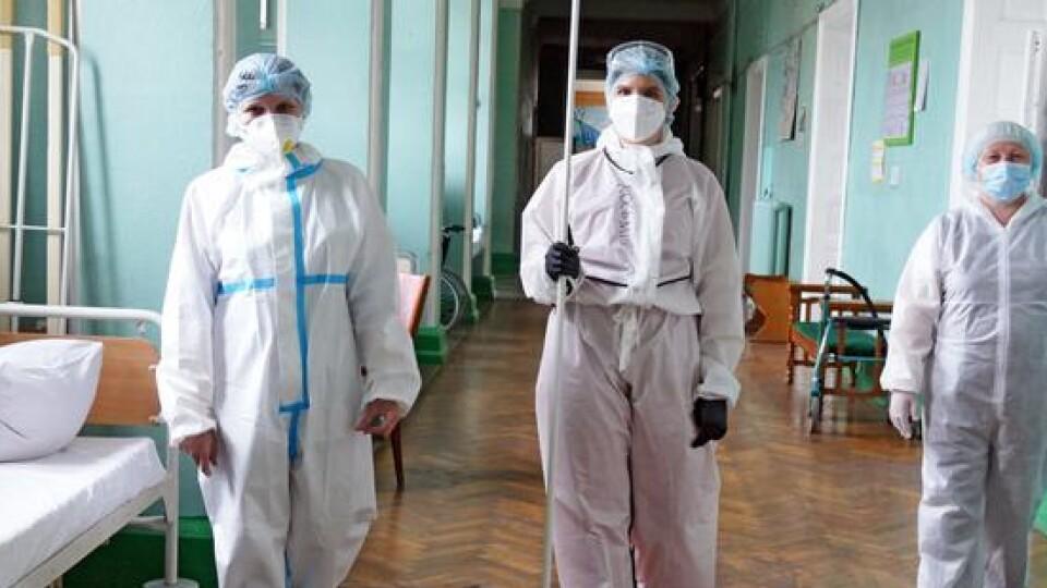 В Україні за минулу добу виявили 3007 хворих на COVID-19