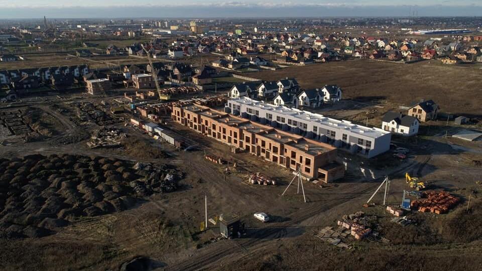 З'явилися нові фото з будівництва у «Струмочку»