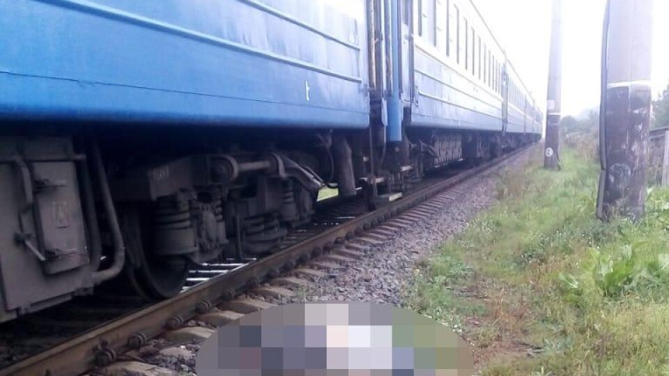 У Ківерцях 61-річний чоловік кинувся під потяг Одеса-Ковель