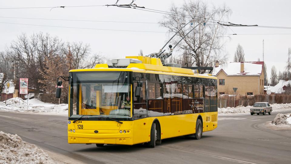 У Луцьку хочуть купити 30 новеньких тролейбусів. Гроші позичатимуть в держави